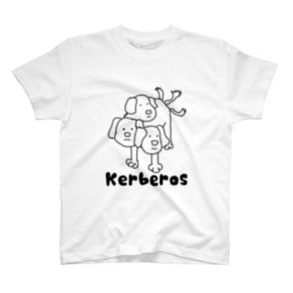 ゆるかわケルベロス T-Shirt
