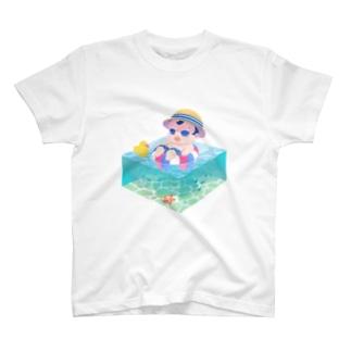 ぷかぷかぼくちん T-shirts