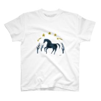 星降る夜に T-shirts
