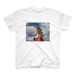 モンローボッティチェリ🌹 T-shirts