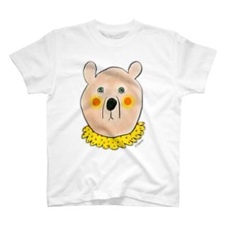 ポッとなったくま T-shirts