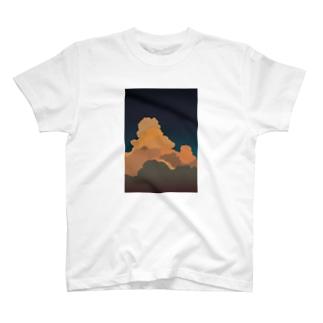 ゆうがたTシャツ T-shirts