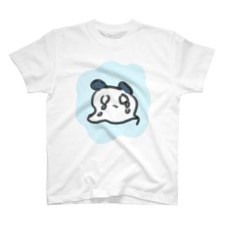 パンダですTシャツ T-Shirt