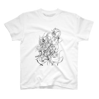 儚い希望 T-shirts