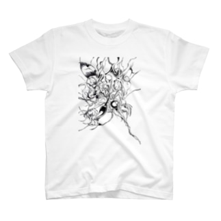 白昼の悪夢 T-shirts