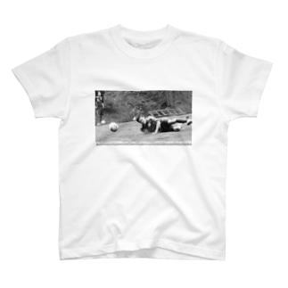負けないでもう少し T-shirts
