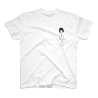 初夏のヘラちゃん T-shirts