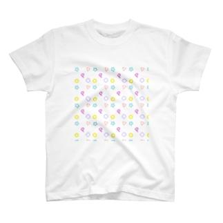 〇△□☆P T-shirts