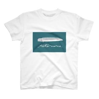 タチウオ君(よこなが) T-Shirt