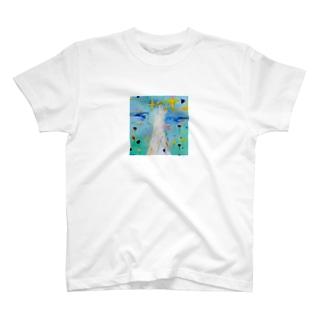 そらのこえ T-shirts