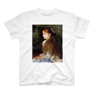 イレーヌ・カーン・ダンヴェール嬢 / ルノワール T-shirts