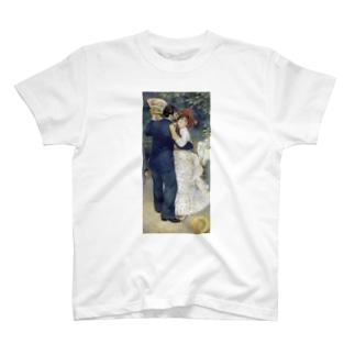 田舎のダンス / ルノワール T-shirts