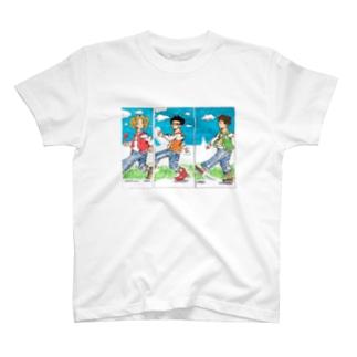 競歩ちゃう、ウォーキングや。 T-shirts