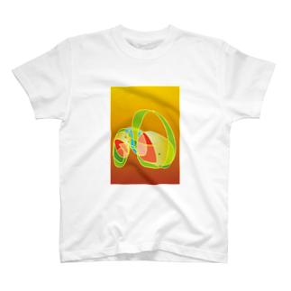 AngelRabbitsの呼び合う生き物 T-shirts