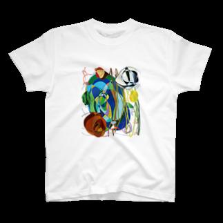 AngelRabbitsのたまあそび T-shirts