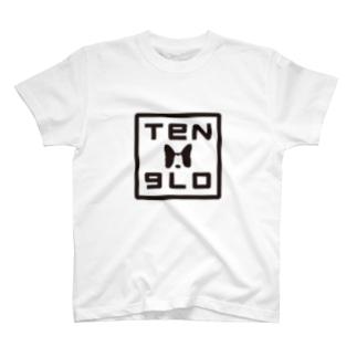 テンクロlogoT001 T-shirts