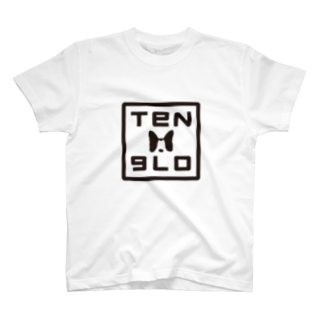 テンクロのテンクロlogoT001 T-shirts