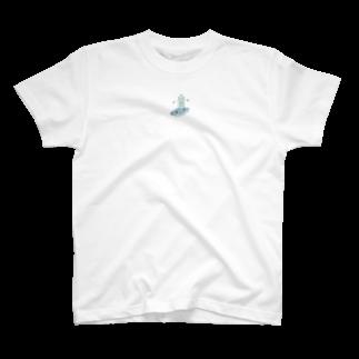 mashibuchiのろぼさーふ T-shirts