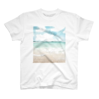 そうだ海に行こう! T-shirts