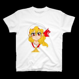 Sakuranboのフランドール T-shirts