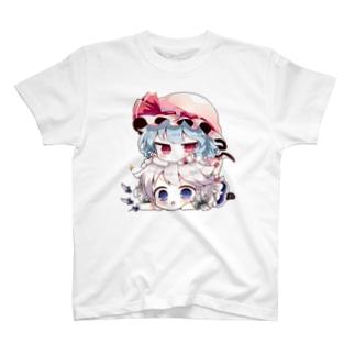レミィ&咲夜 T-shirts
