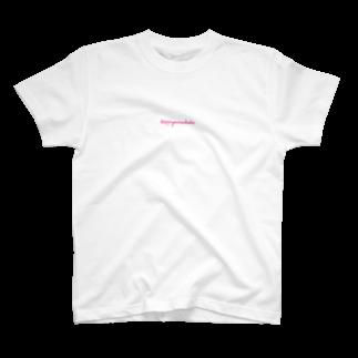 happymoonkobeのhappymoonkobe T-shirts