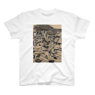 どーろ T-shirts