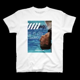 #imfreewheelin'のdead in the pool. T-shirts