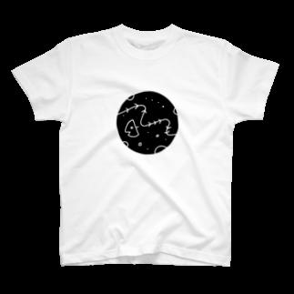 pyons_keのほね T-shirts