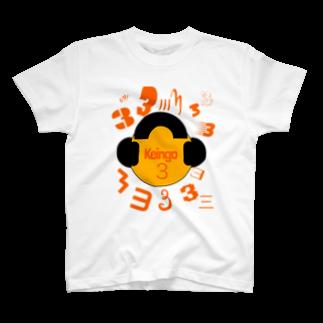 k_030のKeingo T-shirts