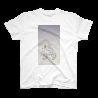hentouの制服の女の子 T-shirts