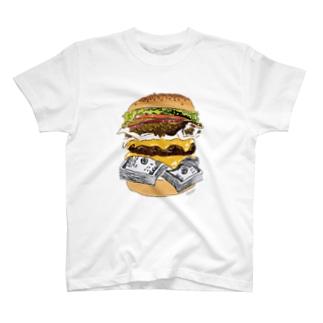 The Desir Burger T-shirts