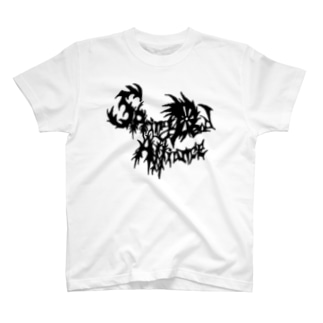 SDA黒ロゴ T-shirts