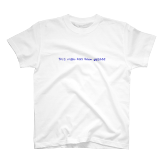 kaboiのporn hub (This video has been delated) T-shirts