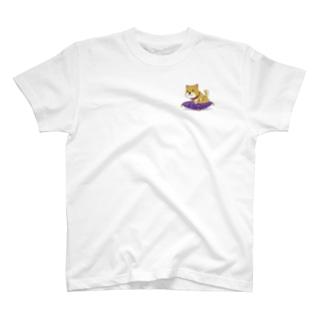 アラジソ お犬様 T-shirts