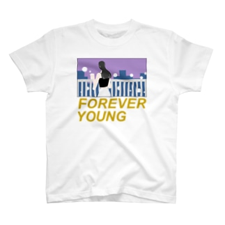 FOREVER YOUNG T-shirts
