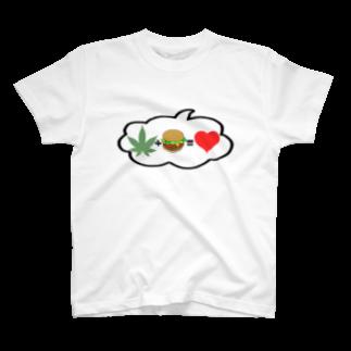 420GNJの420。delicious T-shirts