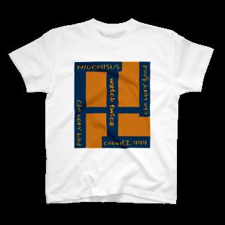 NIDOMISUSストアのガンジガラメ T-shirts