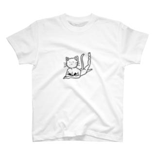 セクシー猫 T-shirts
