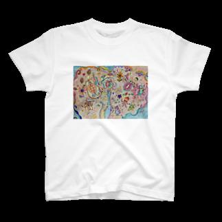 tomo4のミミ T-shirts