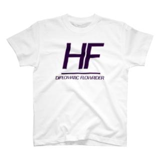 HF_DIPLOMATIC FLOWRIDER T-shirts