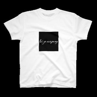 Okinaworld Shopの旅に出かけよう(白黒) T-shirts