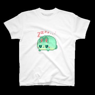 notteのスヤスヤハムスター T-shirts