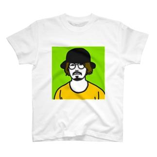 りゃーへーさん T-shirts