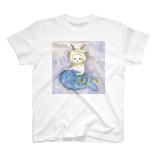 やぎ座のネコ T-shirts