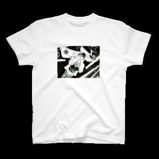 ふじきゃすのショップ!のマイメン T-shirts