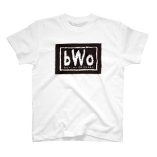 bwoダンスマニアT002 T-shirts