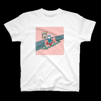 けんけんぱのマチジカン T-shirts