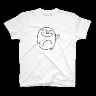 イラストレーターまんのぺんくん T-shirts