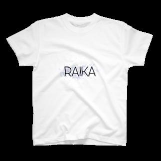 RAIKA369CANNERUの雷火のグッズ T-shirts